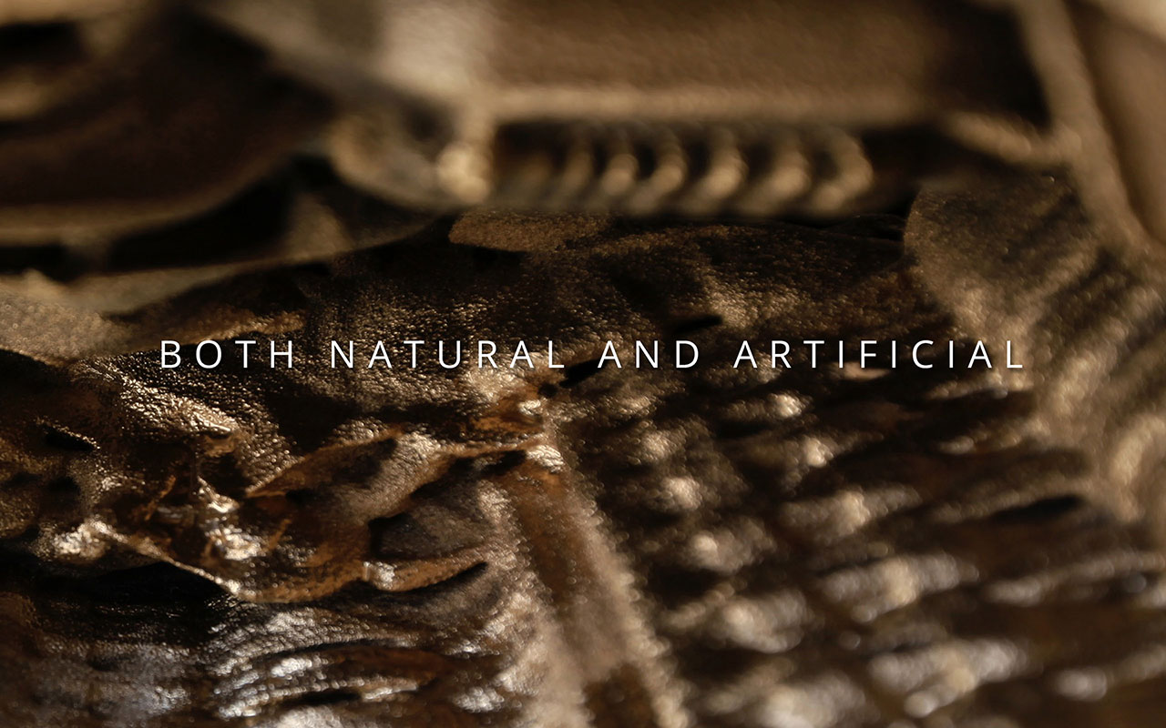 Digital Grotesque - Both natural and artificial -